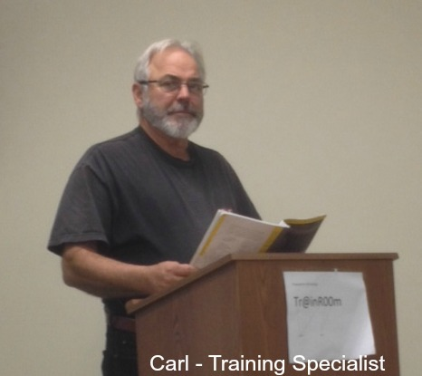 Carl - Training Specialist